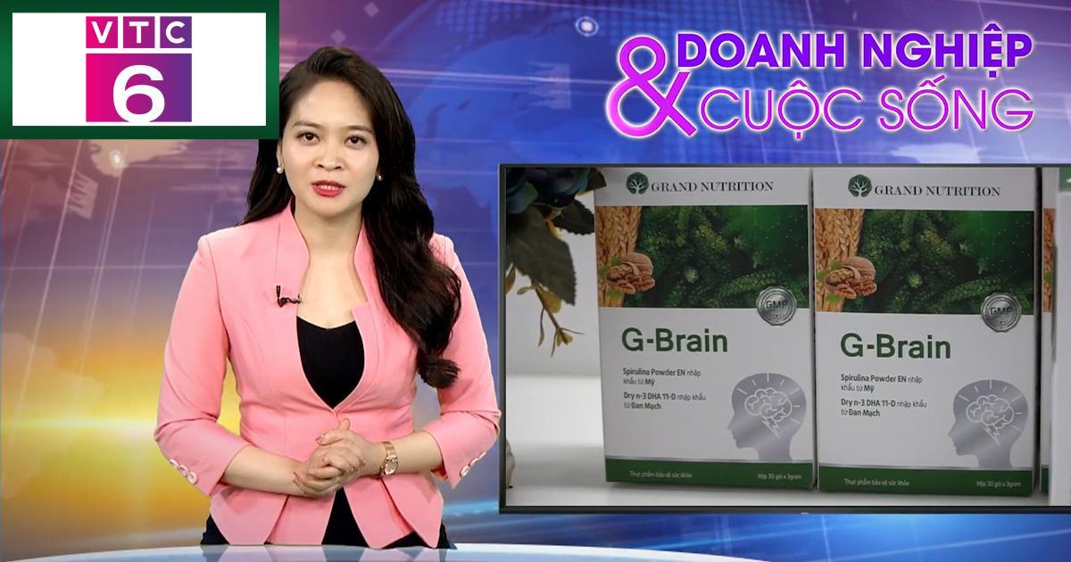 G-Brain - Giải pháp hỗ trợ tăng cường trí tuệ cho trẻ
