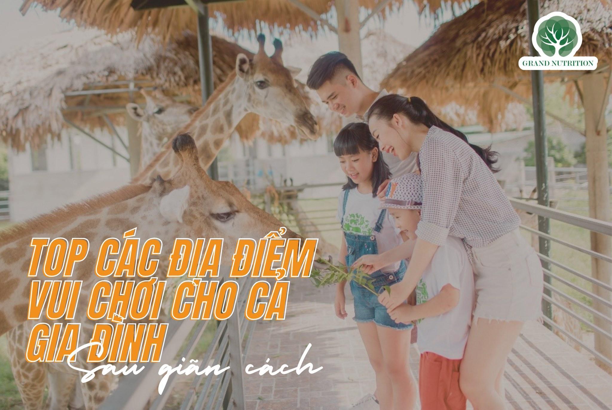 TOP 5 địa điểm vui chơi ở Hà Nội sau giãn cách an toàn cho cả gia đình