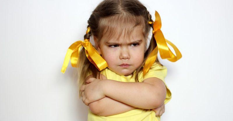 Phương pháp dạy trẻ bướng bỉnh